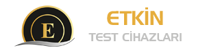 Etkin Test Cihazları